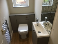 Bathrooms and Cloakrooms